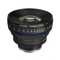 Zeiss Compact Prime CP.2 21mm/T2.9 Cine Lens EF Mount