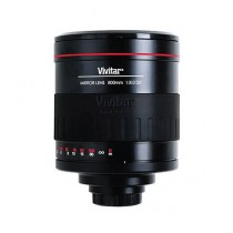 Vivitar 800MR 800mm f/8 Telephoto Mirror Lens for T-mount