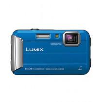 Panasonic Lumix DMC-TS30 Digital Camera Blue