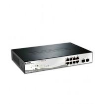 D-Link 10-Port Gigabit PoE Switch (DGS-1210-10P)