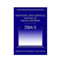 Diagnostic and Statistical Manual of Mental Disorders Book 5th Edition