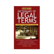 Dictionary of Legal Terms Definitions and Explanations for Non-Lawyers Book 5th Edition