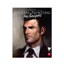 Digital Painting Techniques Book 1st Edition