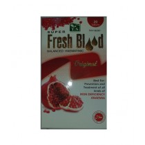 Dilbar Homeopathic Fresh Blood - 10 Tablets