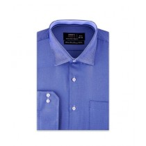 Diners Long Sleeves Formal Shirt For Men D-Blue (AD20280)