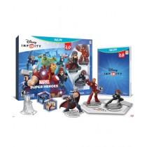 Disney INFINITY Marvel Super Heroes Video Starter Pack Game For Nintendo