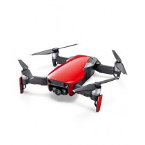 DJI Mavic Air Fly More Combo Quadcopter Flame Red