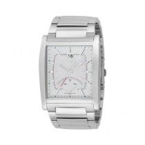 DKNY Glitz Analog Men's Watch Silver (NY1355)