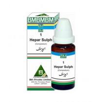 Dokan Pakistan BM 1 Hepar Sulph Drops 30ml