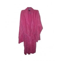 Dokan Pakistan Cotton Bathrobe Pink (0002)