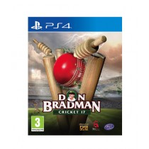 Don Bradman Cricket 17 Game For PS4