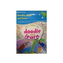 Doodle Draw and Learn Book
