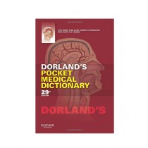 Dorland's Pocket Medical Dictionary Book 29th Edition