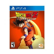 DRAGON BALL Z Kakarot Game For PS4