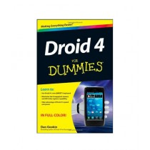 Droid 4 For Dummies Book 1st Edition