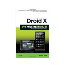 Droid X Book 1st Edition