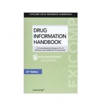 Drug Information Handbook for Dentistry 22nd Edition