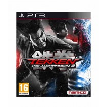 Tekken Tag Tournament 2 Game For PS3