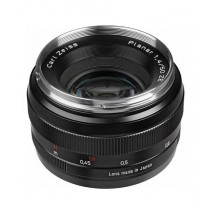 Zeiss Normal 50mm f/1.4 ZE Planar T* Manual Focus Lens for Canon EOS Cameras