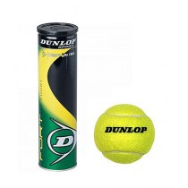 Dunlop Tennis Balls Set of 3 - Green