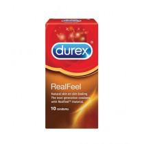 Durex Real Feel Condoms - Pack of 10