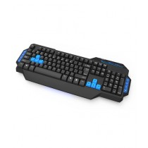E-Blue Mazer Type-X Multimedia Gaming Keyboard (EKM072BK)