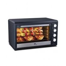 E-lite Oven Toaster 65 LTR Black (ETO-653R)