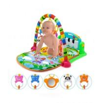 Easy Shop 3 in 1 Newborn Baby Play Piano Fitness Matt