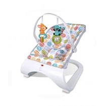 Easy Shop 2 in 1 Infant To Toddler Rocker With Music (0602)