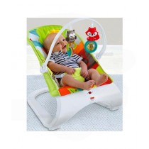 Easy Shop 2 in 1 Infant To Toddler Rocker With Music
