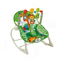 Easy Shop 2 in 1 Infant To Toddlers Rocker With Hanging Toys