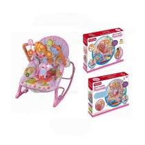 Easy Shop 2 in 1 Infant To Toddlers Rocker With Toys (0606)
