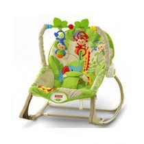 Easy Shop 2 in 1 Infant to Toddlers Rocker With Toys