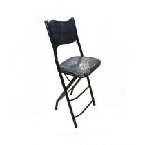 Easy Shop Coated Foam Mattress Folding Chair Black (0426)
