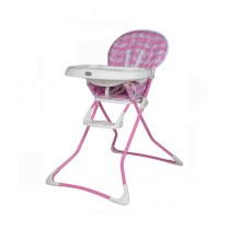 Easy Shop Fold-Able Safety Chair For Babies Pink