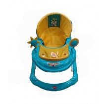 Easy Shop Fold-Able Walker For Baby With Toys