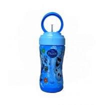 Easy Shop Frozen School Water Bottle With Nozzle