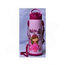 Easy Shop School Water Bottle Pink (0571)