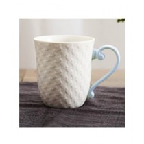 Easy Shop Tea Cup Pack Of 6 Blue (0635)