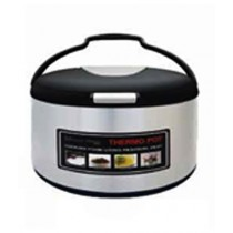 Easy Shop Thermopot Casserole Hotpot 3.5ltr