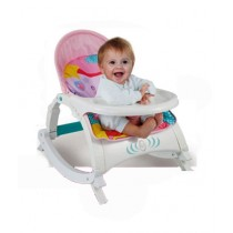 Easy Shop Toddler Baby-Rocker With Feeding Tray
