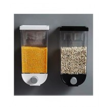 Easy Shop Wall Mounted Kitchen Storage Canister (0483)