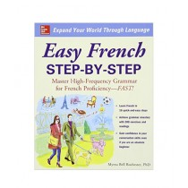 Easy French Step-by-Step Book 1st Edition