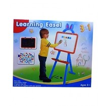 Easy Shop 3 in 1 Learning Standing Easel Board For Kids (0180)