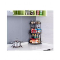 Easy Shop 3 Layer Metal Corner Rack For Home