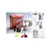 Easy Shop 4 in 1 Mini Sewing Machine White