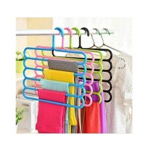 Easy Shop 5 Layer Multifunctional Hanger Pack Of 3