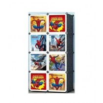 Easy Shop 8 Box Cartoon Character Cubes Cupboard