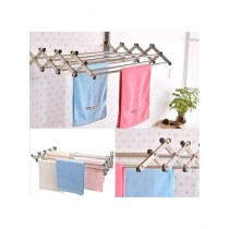 Easy Shop Aluminium Cloth Dryer Wall Hanger In 3 Ft (0310)