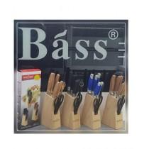 Easy Shop Basssharp Blats knivesset 8 Pcs